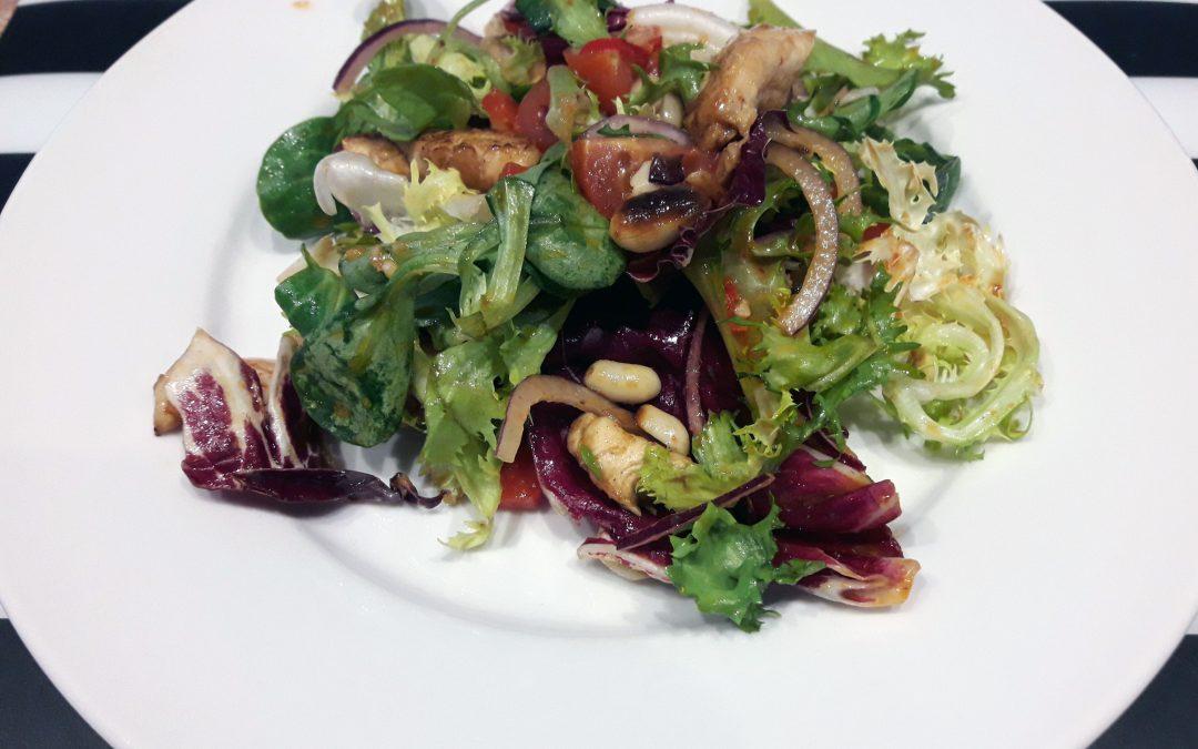Thai kip salade