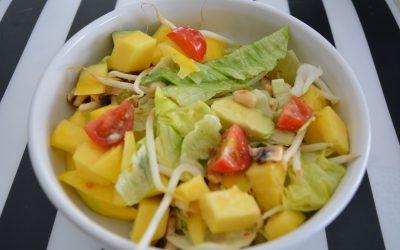 Mango-Avocado salade