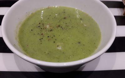 Broccoli-Pastinaak soep