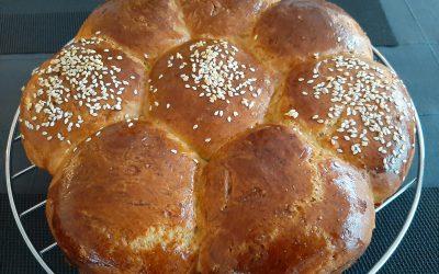 Zachte Turkse broodjes